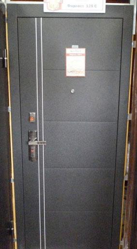 установка металлические двери в москве сао